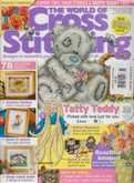 The World of Cross Stitching | Cover: Tatty Teddy