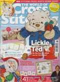 The World of Cross Stitching | Cover: Lickle Ted