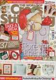 The World of Cross Stitching | Cover: Forever Friends - The Best Gift of All