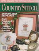 Country Stitch | Cover: Today We Become as One