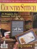Country Stitch | Cover: Galloping Horses Sampler