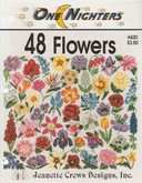 48 Flowers | Cover: Various Flowers