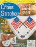 The Cross Stitcher | Cover: Patriotic Bread Cover