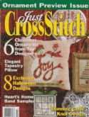 Just Cross Stitch | Cover: Winter Joy