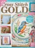 Cross Stitch Gold | Cover: Kingfisher