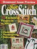 Just Cross Stitch | Cover: Various Christmas