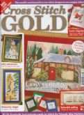 Cross Stitch Gold | Cover: Winter Cottage