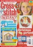 Cross Stitch Crazy | Cover: Christmas Garland - Picture