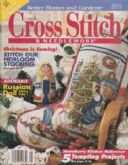 Cross Stitch & Needlework | Cover: Trimming The Tree Stocking