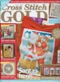 Cross Stitch Gold | Cover: Father Christmas