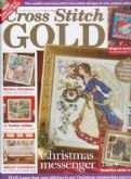 Cross Stitch Gold | Cover: Christmas Angel