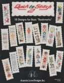 Quick to Stitch 2 | Cover: Various Bookmarks