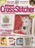 UK Cross Stitcher | Cover: A Knowing Glance