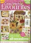 Cross Stitch Favourites | Cover: Cottage Garden