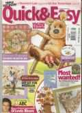 UK Quick & Easy Cross Stitch | Cover: Newton's Law - Time Out