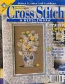 Cross Stitch & Needlework | Cover: Daisy Still Life