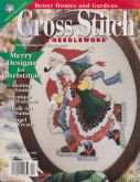 Cross Stitch & Needlework | Cover: Once Around the Ice