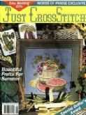Just Cross Stitch | Cover: Summer Pickin's