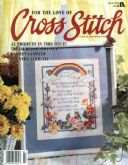 For the Love of Cross Stitch | Cover: Give Thanks