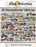 55 Recreational Vehicles | Cover: Various Recreational Vehicles