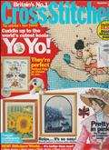 UK Cross Stitcher | Cover: Standing Yo Yo