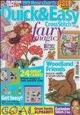 UK Quick & Easy Cross Stitch | Cover: Flower Fairies