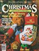BH&G Cross Stitch Christmas | Cover: Kissing Bears