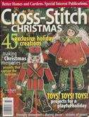 BH&G Cross Stitch Christmas | Cover: Nutcracker Jumping Jack