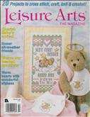 Leisure Arts The Magazine | Cover: Sent From Heaven