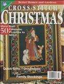 BH&G Cross Stitch Christmas | Cover: Old World Santa