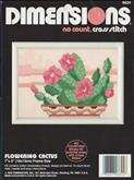 Flowering Cactus | Cover: Cactus with Pink Flowers