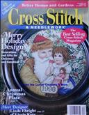 Cross Stitch & Needlework | Cover: A Visit With Santa