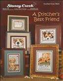 A Stitcher's Best Friend | Cover: Various Dog Designs