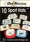 10 Sport Hats | Cover: Various Sport Related Hats