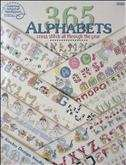 365 Alphabets Cross Stitch All through the Year