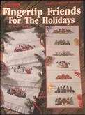 Fingertip Friends for the Holidays | Cover: Various Seasonal Designs