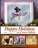 Happy Holidays in Cross Stitch