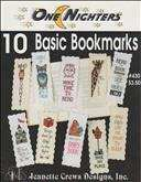 10 Basic Bookmarks | Cover: Various Bookmarks