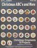 Christmas ABC's and More | Cover: Various Christmas Ornaments