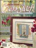 For the Love of Cross Stitch | Cover: A Purr-fect Welcome Home