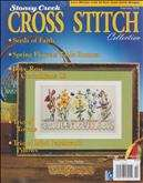 Stoney Creek Cross Stitch Collection | Cover: Wildflowers