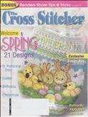 The Cross Stitcher | Cover: Easter Egg Bag