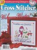 The Cross Stitcher | Cover: Snow Family