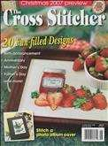 The Cross Stitcher | Cover: Strawberry Jam
