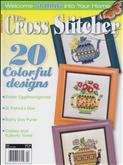The Cross Stitcher | Cover: 3 Teapots