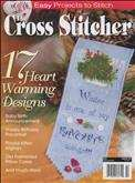 The Cross Stitcher | Cover: Winter's Favorite Things Bellpull