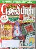 Just Cross Stitch | Cover: Various Ornaments