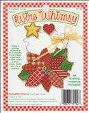 Poinsettia Whimsy | Cover: Poinsettia
