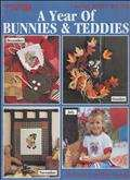 A Year of Bunnies & Teddies | Cover: Seasonal Bears and Teddies