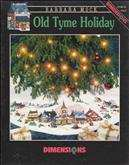 Old Tyme Holiday | Cover: Christmas Village Tree Skirt